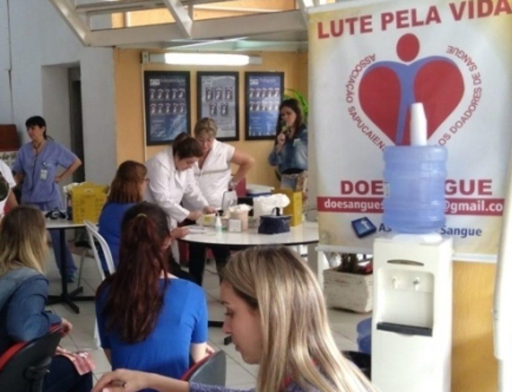 Doação de Sangue em Sapucaia do Sul